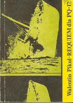 Okładka książki Requiem dla PQ-17.Tragedia udokumentowana