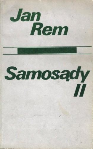 Okładka książki Samosądy II