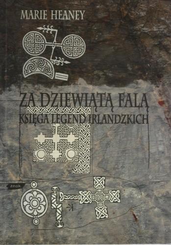 Okładka książki Za dziewiątą falą. Księga legend irlandzkich.