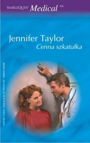 Okładka książki Cenna szkatułka