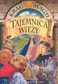Okładka książki Tajemnica Wieży