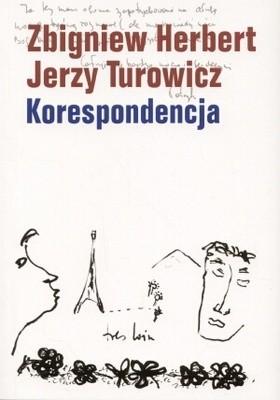Okładka książki Korespondencja