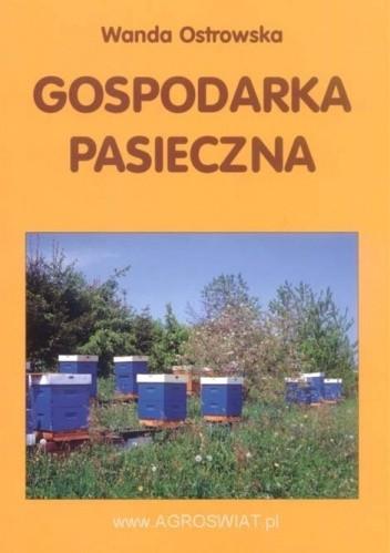 Okładka książki Gospodarka pasieczna