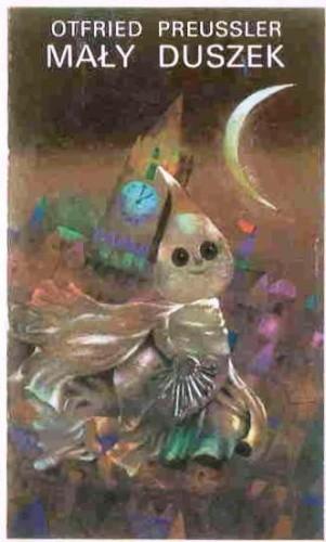 Okładka książki Mały duszek