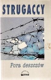 Okładka książki Pora deszczów