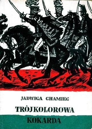 Okładka książki Trójkolorowa kokarda
