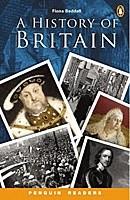 Okładka książki A history of Britain. Level 3