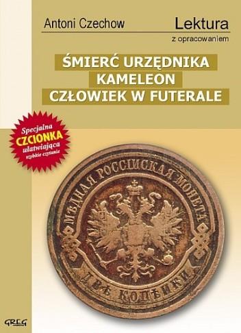Okładka książki Czlowiek w futerale