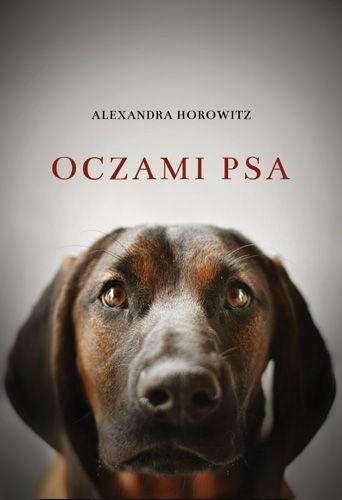 Okładka książki Oczami psa