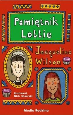 Okładka książki Pamiętnik Lottie