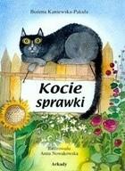 Okładka książki Kocie sprawki
