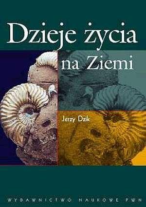 Okładka książki Dzieje życia na Ziemi