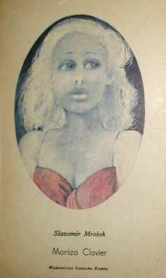 Okładka książki Moniza Clavier