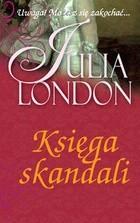 Okładka książki Księga skandali