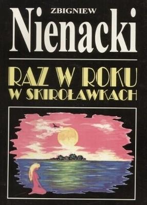 Okładka książki Raz w roku w Skiroławkach