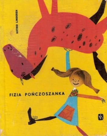 Okładka książki Fizia Pończoszanka