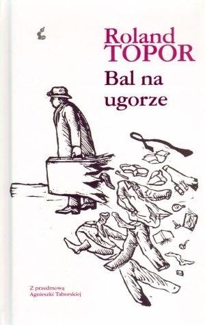 Okładka książki Bal na ugorze