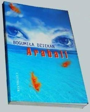 Okładka książki Arabali