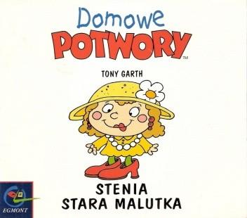 Okładka książki Stenia Stara Malutka