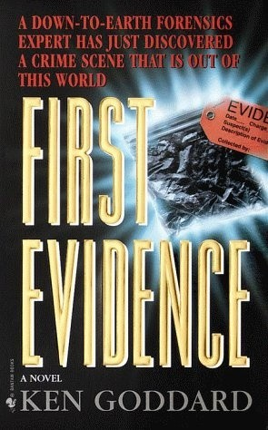 Okładka książki First Evidence