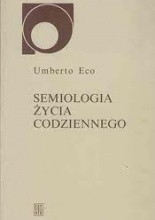 Okładka książki Semiologia życia codziennego