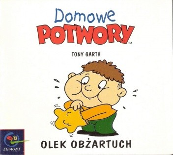 Okładka książki Olek Obżartuch
