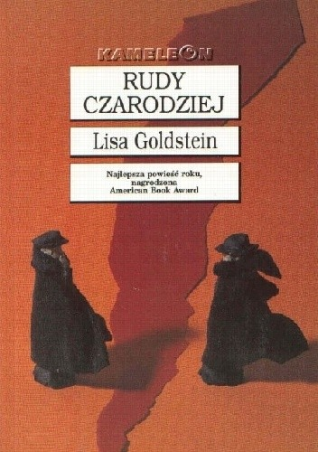 Okładka książki Rudy czarodziej