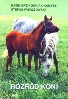 Okładka książki Rozród koni