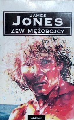 Okładka książki Zew Mężobójcy