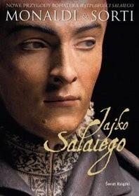 Okładka książki Jajko Salaiego