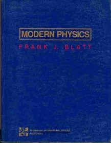 Okładka książki Modern Physics