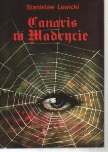 Okładka książki Canaris w Madrycie