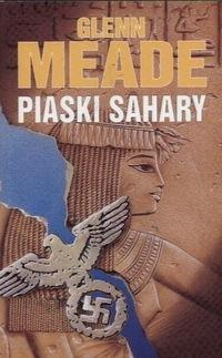 Okładka książki Piaski Sahary