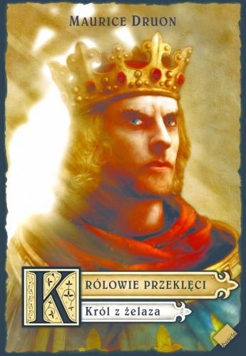 Okładka książki Król z żelaza