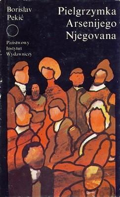 Okładka książki Pielgrzymka Arsenijego Njegovana
