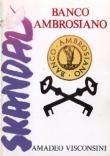 Okładka książki Skandal Banco Ambrosiano