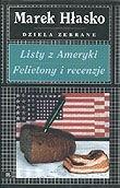 Okładka książki Listy z Ameryki. Felietony i recenzje