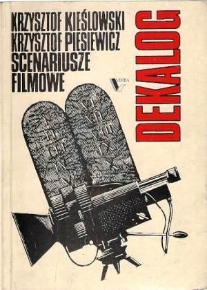 Okładka książki Dekalog. Scenariusze filmowe