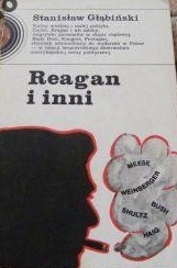 Okładka książki Reagan i inni