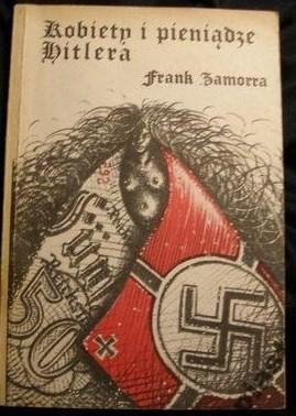 Okładka książki Kobiety i pieniądze Hitlera