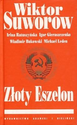 Okładka książki Złoty Eszelon