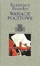 Okładka książki Wariacje pocztowe