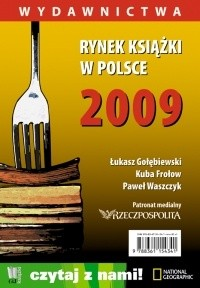 Okładka książki Rynek książki w Polsce 2009. Wydawnictwa