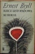 Okładka książki Rzecz listopadowa. Kurdesz