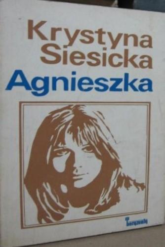 Okładka książki Agnieszka