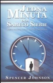 Okładka książki Jedna minuta dla samego siebie.