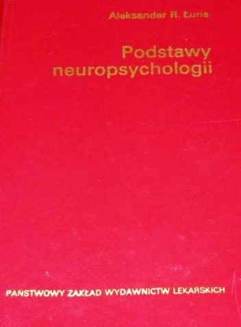 Okładka książki Podstawy neuropsychologii