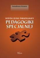 Okładka książki Współczesne paradygmaty pedagogiki specjalnej