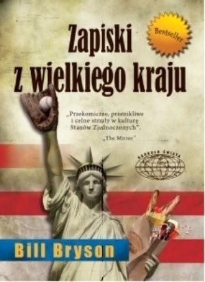 Okładka książki Zapiski z wielkiego kraju