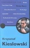 Okładka książki Krzysztof Kieslowski